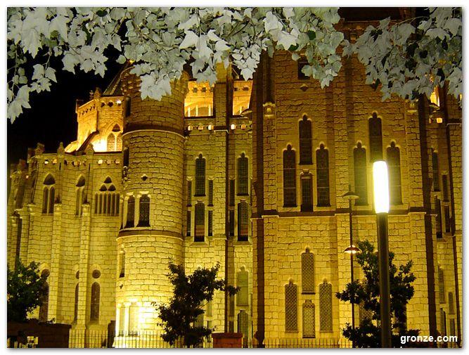 Gaudi Palace, Astorga.