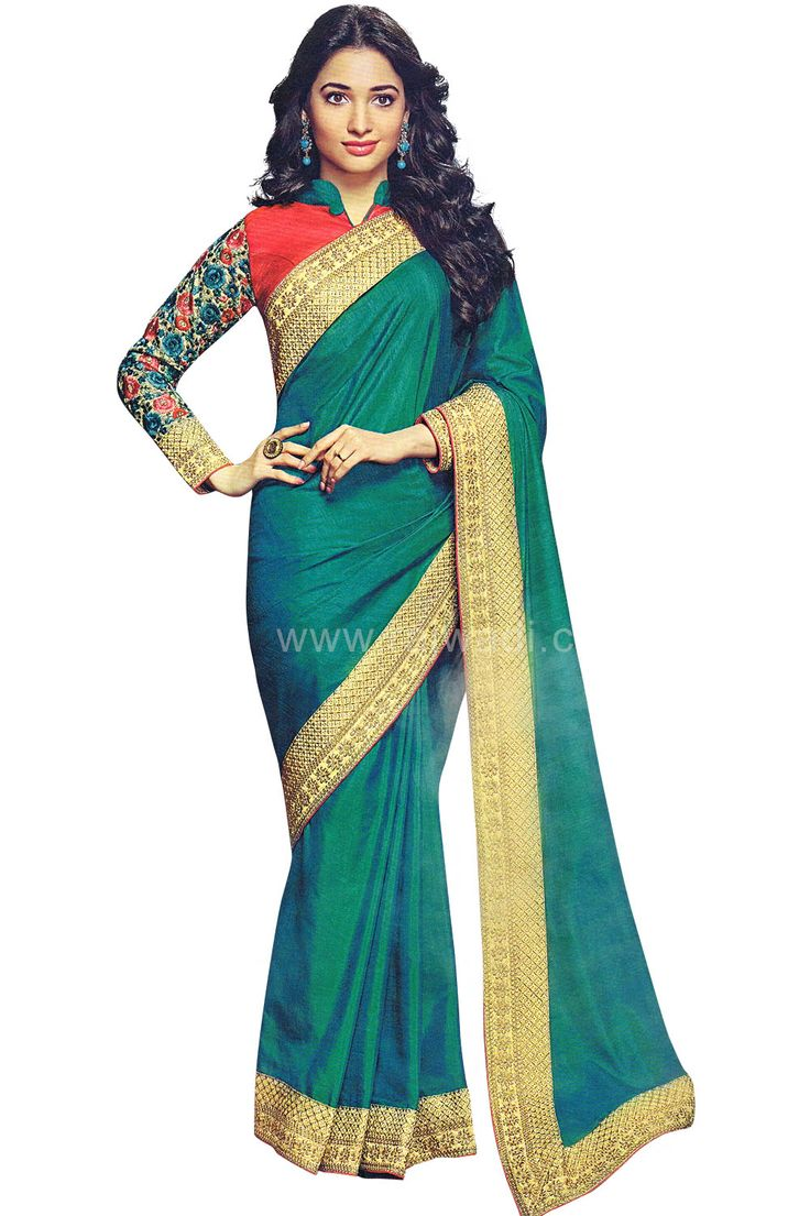 Celebrity sarees online | Buy celebrity designer sarees at ...