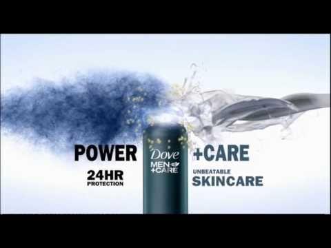 Dove Men + Care Deodorant 2010 Ad - YouTube