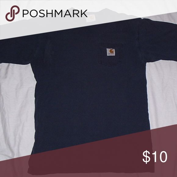 Carhartt T-shirt ECU Item is used but in good condition Carhartt Shirts Tees - Short Sleeve