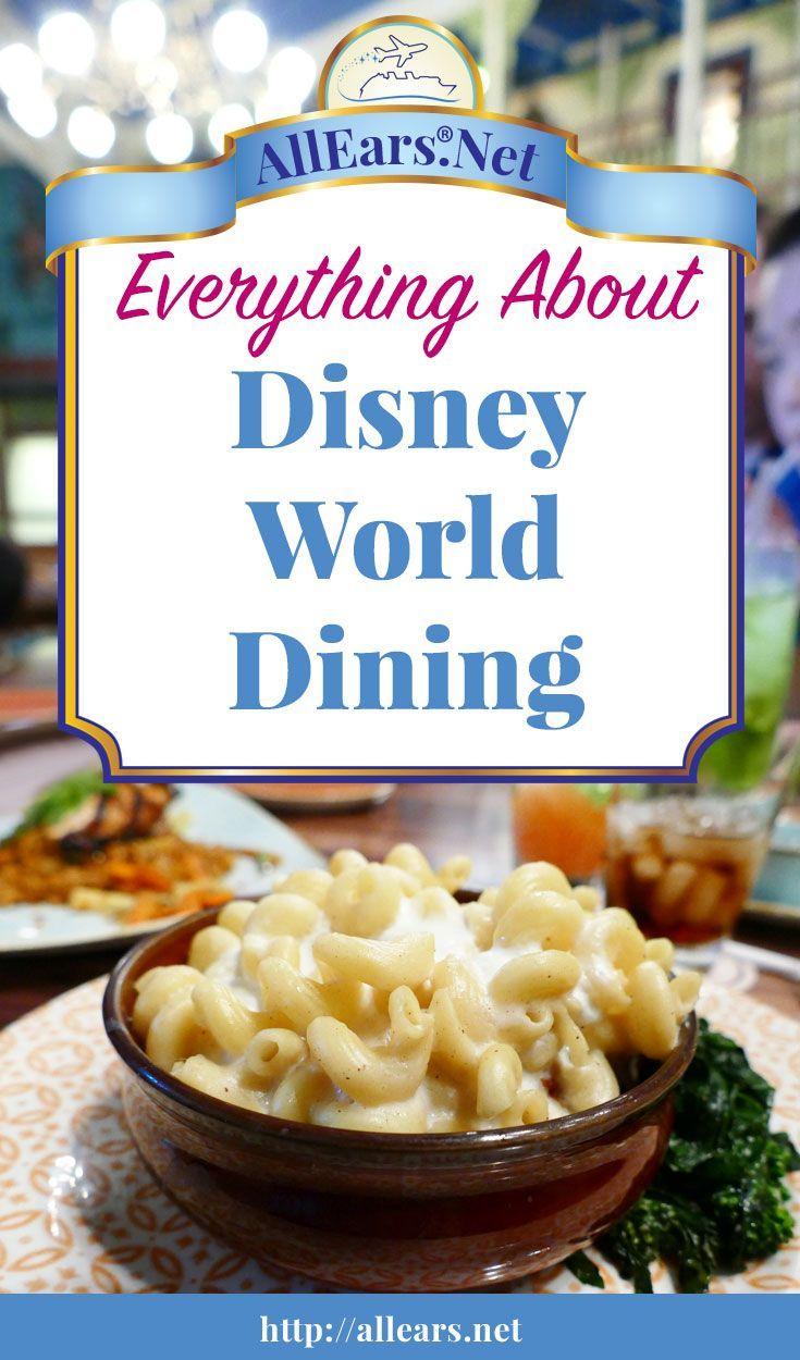 Walt Disney World Dining Guide | http://AllEars.Net | http://AllEars.net