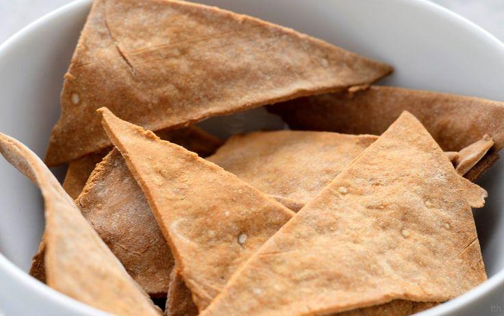 Bezglutenowe pikantne nachos