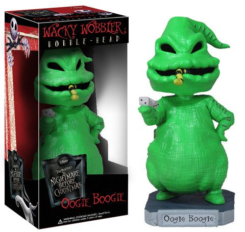 Wacky Wobbler: The Nightmare Before Christmas - Oogie Boogie