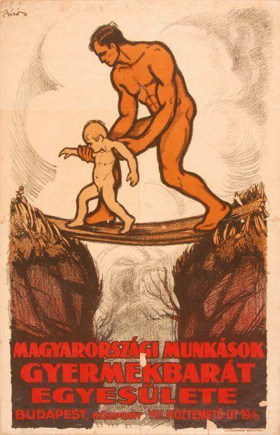 Biró Mihály: Magyarországi Gyermekbarát Egyesülete (1914)