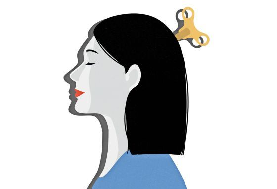 La mente fatigada provoca dispersión, falta de atención y de claridad. En la situación contraria, es capaz de ver lo extraordinario en lo aparentemente corriente.