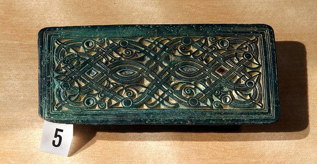Viking bronze buckle | Flickr - Fotosharing!