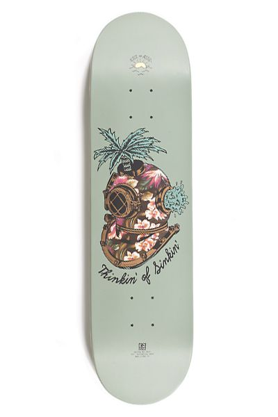 New serie skateboard deck for GLOBE by Murk Lurks The Daily...