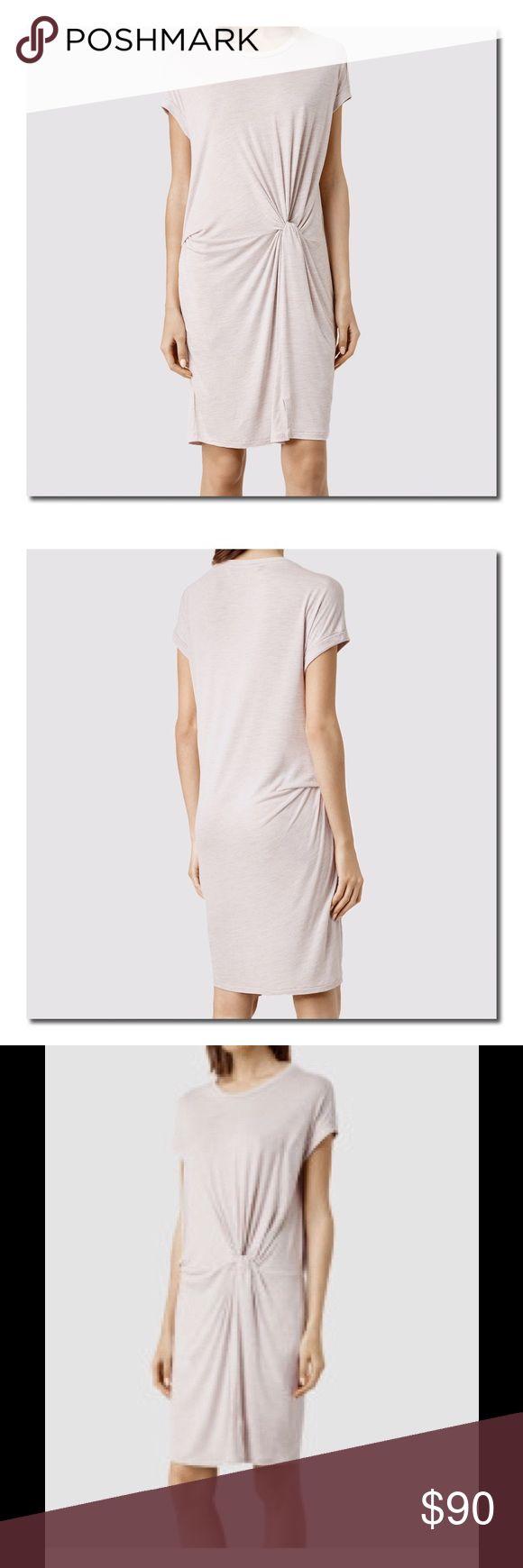 All Saints Dress All Saints Mast Mar Dress -Ash 96% viscose, 4% polyester. Delicate wash. Made in: Portugal. All Saints Dresses