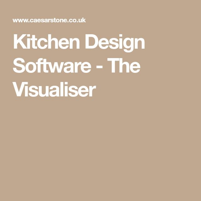 25 Beste Ideeën Over Kitchen Design Software Op Pinterest  Baan Adorable 2020 Kitchen Design Free Download Inspiration Design
