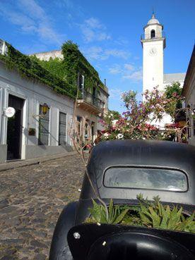 Viagens & Imagens: Cidades das Américas: Colonia del Sacramento, a Parati uruguaia