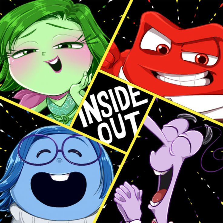 INSIDE OUT! -joy- by hentaib2319 on @DeviantArt