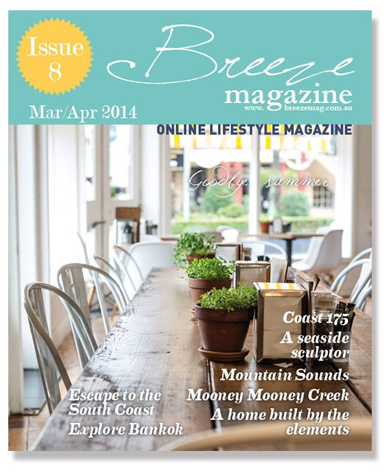 Breeze Magazine Central Coast Issue 8 OUT NOW!