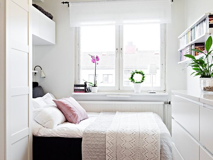 Have A Small Bedroom? Here Are Some Smart Storage Ideas For Tiny Bedrooms  That Will Help You To Organize Yours Stuff.