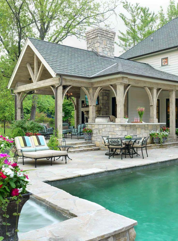25+ best outdoor patio designs ideas on pinterest | decks, home ... - Patio Designs Ideas