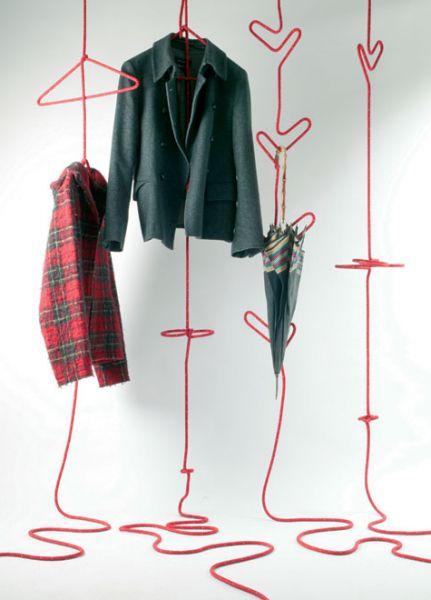 ID porte manteaux  Les Danseuses by Atelier Oï
