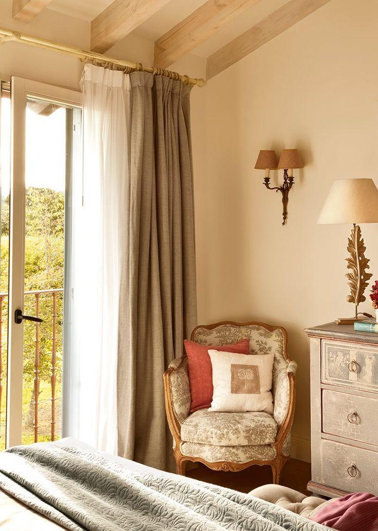 Una cortina para cada ventana · ElMueble.com · Escuela deco: