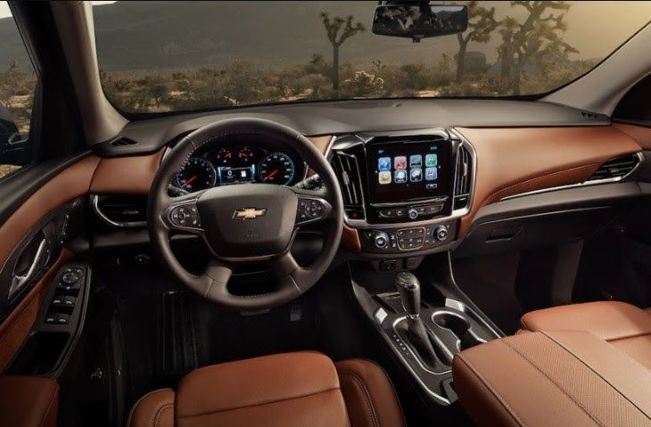 2020 Chevy Traverse Interior That All New Model Provides Terrific Refinement Packing And Connections Improvements New 2020 Chevrolet Suburban Ls The 2020 C Di 2020