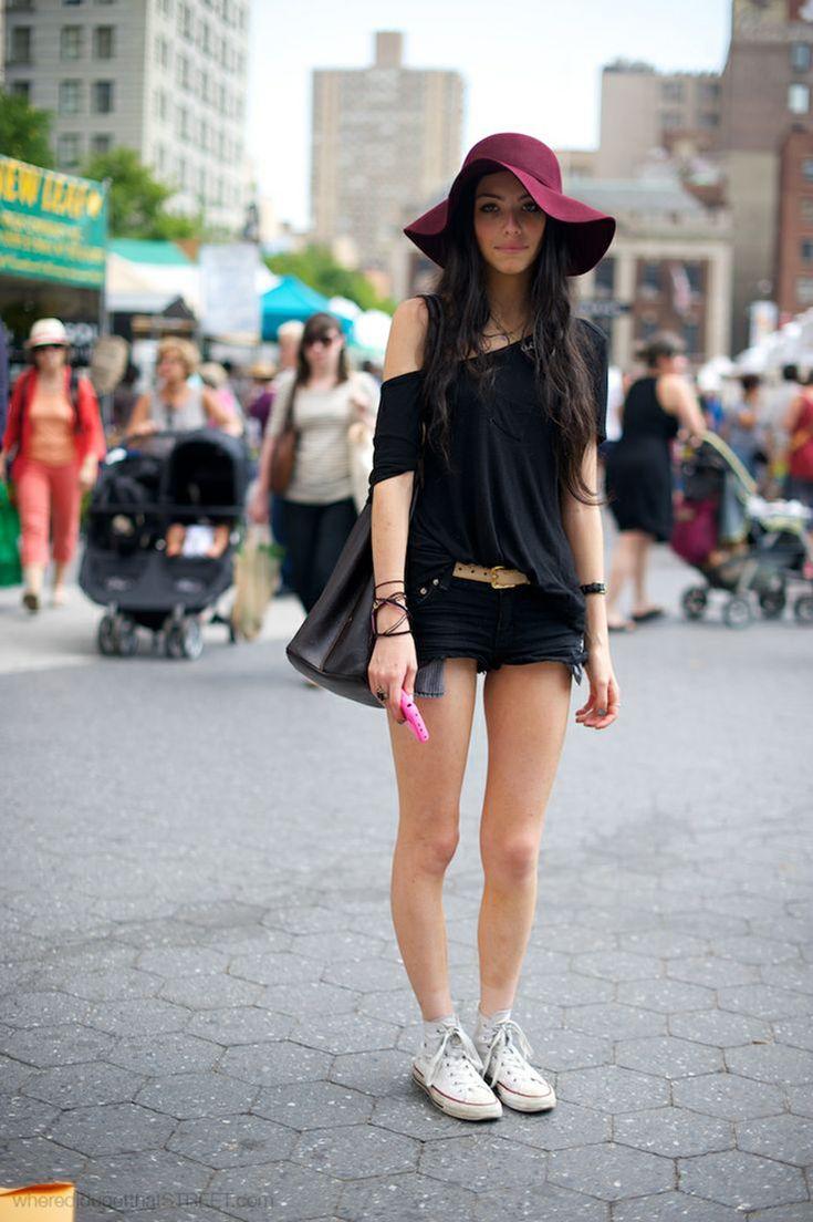 18 Tips De Estilo Para Usar Sombreros En Verano