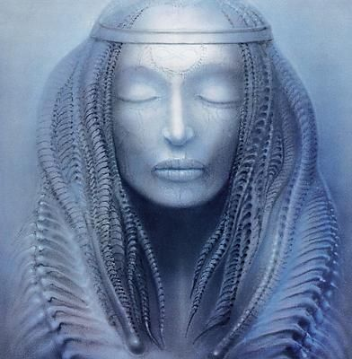 from ELP's Brain Salad Surgery - HR Giger
