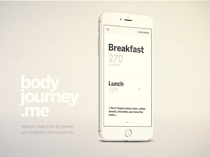 I'm in the process of designing a new mobile app which will probably come out somewhere in the 2nd quarter of 2015 for people that are on their weight loss journey. This app is like no other, it's ...