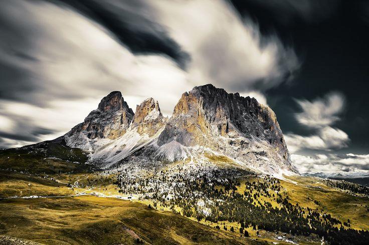 Dolomiti Italy by Etienne Ruff