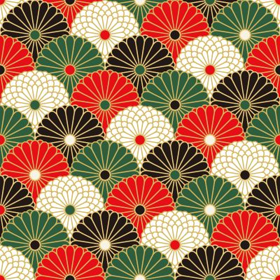 Japanese textile. I'm mesmerised by this.
