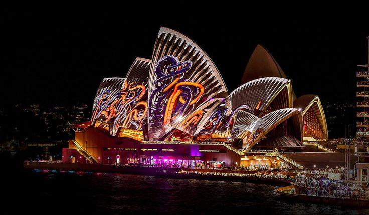 Vivid Light Festival 2014 by James Stewart on 500px
