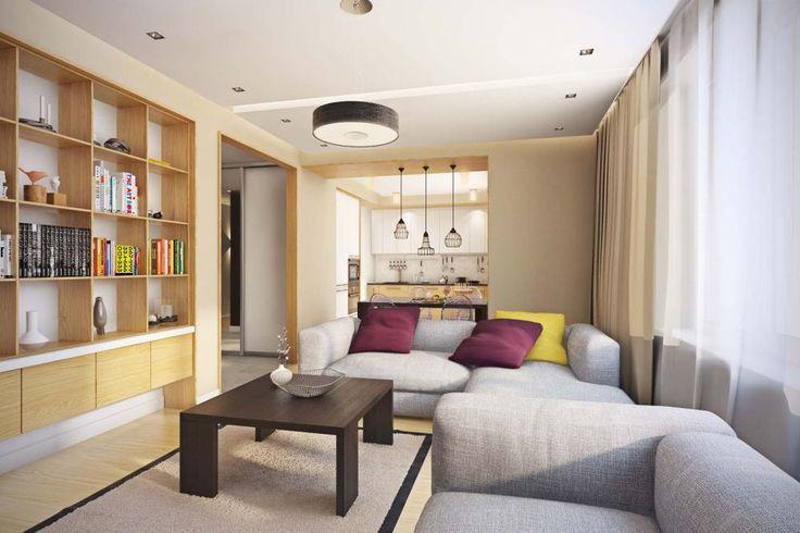 Minimalist Apartment looks Elegant #modern #minimalist #interiordesign #interior - HomeSketch.org