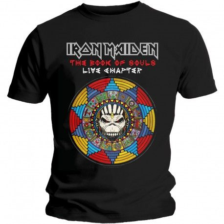 Iron Maiden: Book of Souls Live Chapter (tricou)
