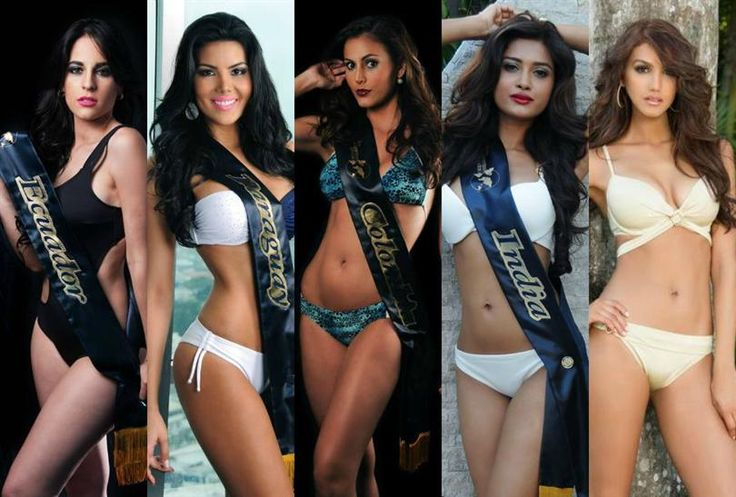 Miss United Continents 2015 Top 10 finalists