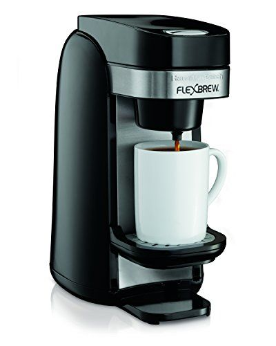 Special Offers - Hamilton Beach 49997 Flexbrew Single Serve Coffeemaker - In stock & Free Shipping. You can save more money! Check It (April 27 2016 at 07:42PM) >> http://coffeemachineusa.net/hamilton-beach-49997-flexbrew-single-serve-coffeemaker/