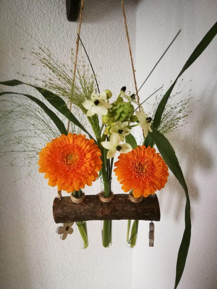 Blumen in Vasen zum Hängen Vase, Ideen