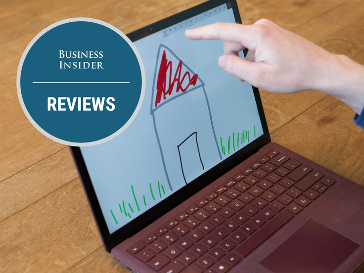 REVIEW: Microsoft's newest laptop delivers a knockout punch to the MacBook — so long as you perform one simple step (MSFT) - There's nothing wrong with a good gimmick— sometimes, you have to do whatever it takes to stand out from the crowd.  Take the Microsoft Surface lineup , for example. Every Surface tablet, laptop, and PC created to date has had some kind of trick to it.  The Surface Pro is a tablet with a detachable keyboard. The screen on the Surface Book lifts straight off the…