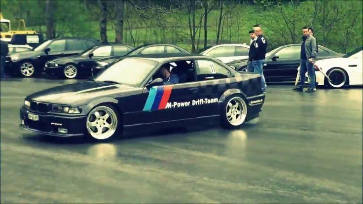 Drift BMW M3 E36