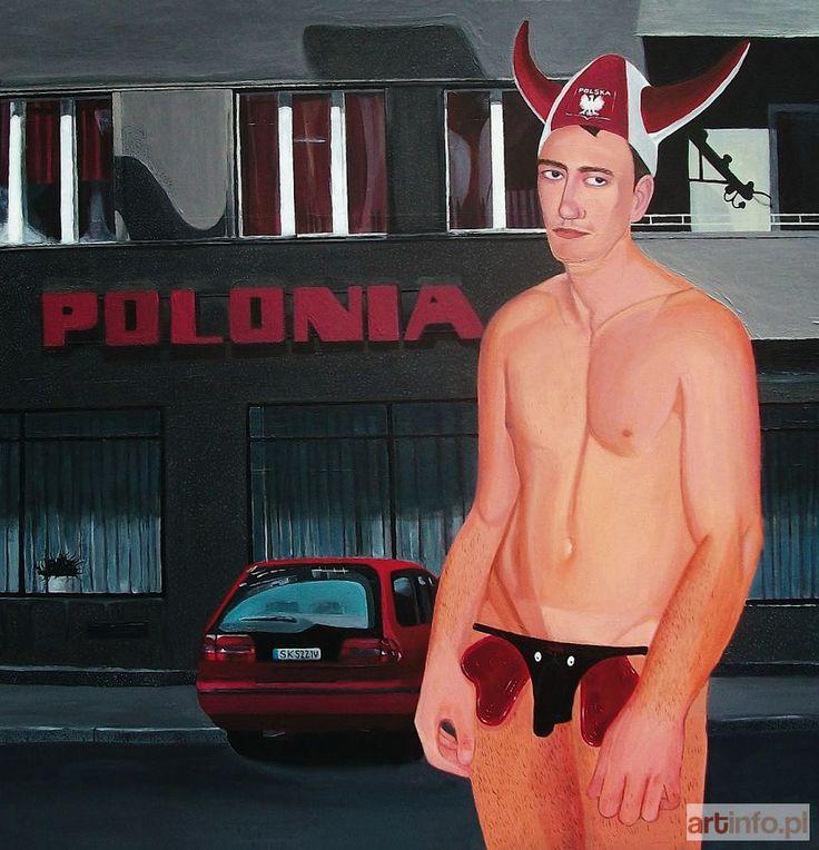 Aukcja katalogowa, 8 Aukcja Nowej Sztuki, Małgorzata KULIK, Siła, 2011, z cyklu XXX