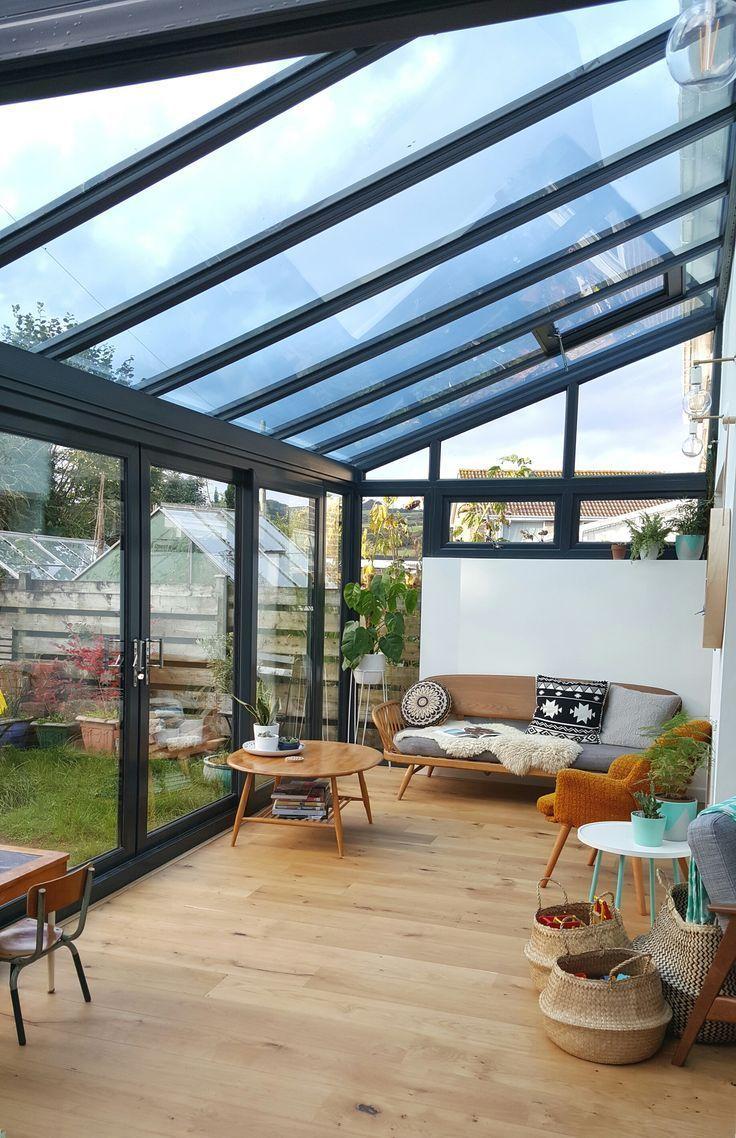 The Long Awaited Floor In 2020 Wintergarten Einrichten