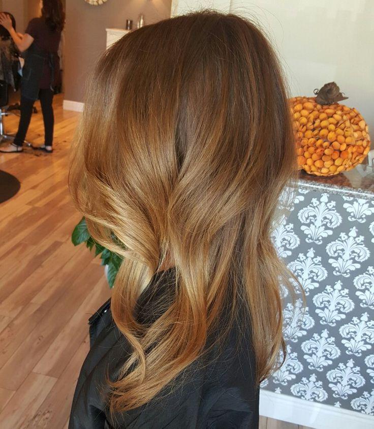 Best 25 caramel blonde ideas on pinterest caramel blonde hair blonde caramel highlights and - Balayage blond caramel ...