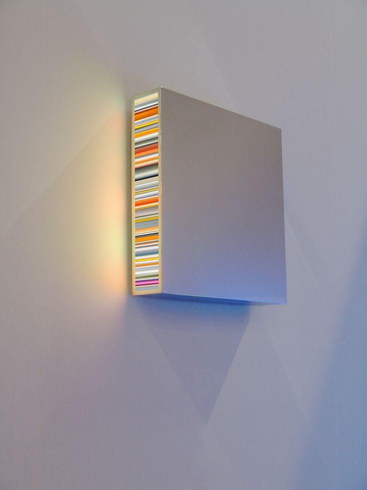 Chrome Square, obra del artista alemán Hans Kotter. La puedes ver en la Galería IMPAKTO, Lima - Perú.