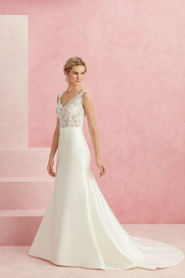 64 best dresses images on Pinterest   Wedding ideas, Gown wedding ...