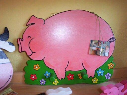 Appendi abiti pig