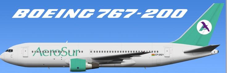 Aerosur Boeing 767-200