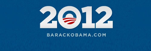 A good look at the 2012 Presidential Candidate Logos