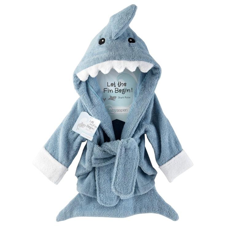Shark cosy