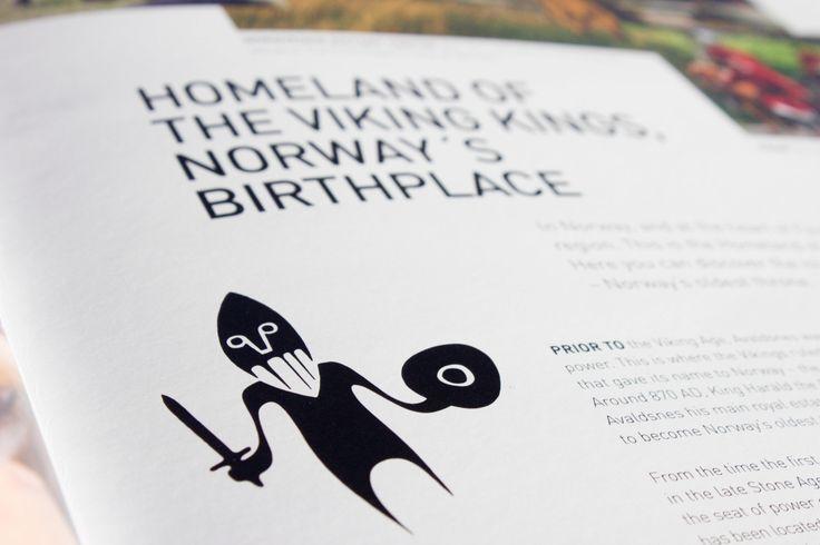 Brosjyre for Destinasjon Haugalandet http://buff.ly/1bLJs9B
