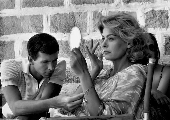 Melina Merkouri- Anthony Perkins: