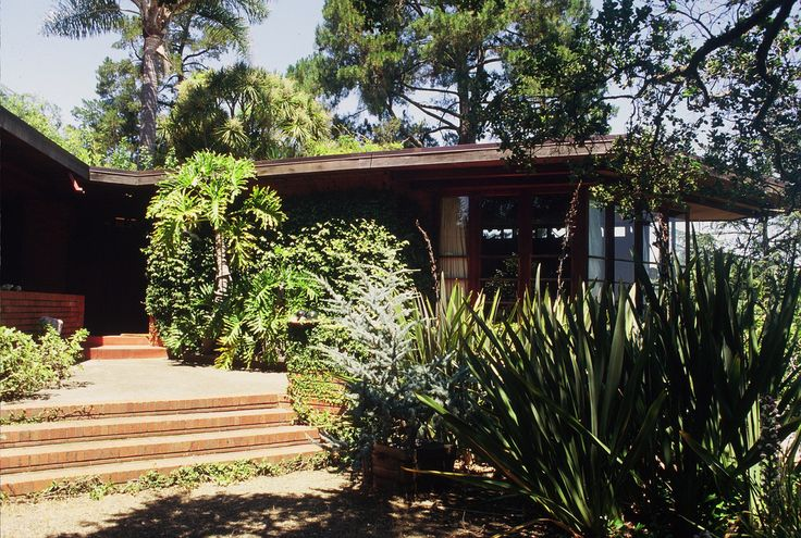 15 best images about flw bazett house on pinterest san for Frank lloyd wright california