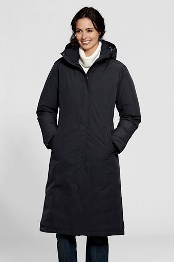 Lands end coats for women