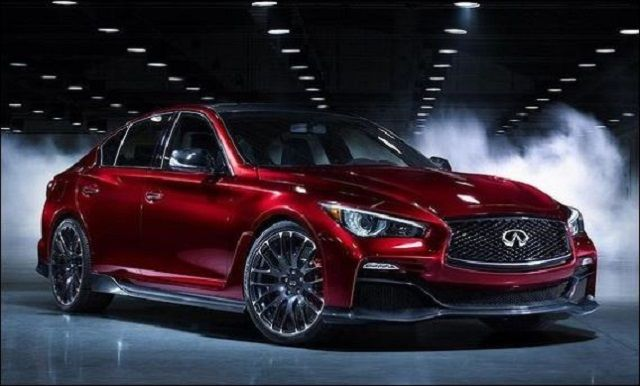 2015 Infiniti Q-50 Eau Rouge Sedan - Car news 2015
