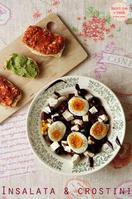 biscottirosaetralala: Easy, fresh & Good salad