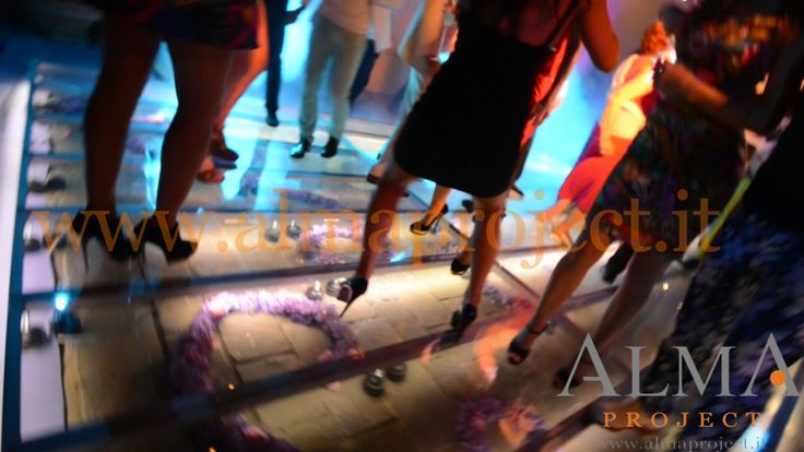 ALMA PROJECT @ CdB - Acrylic transparent dancefloor - 028
